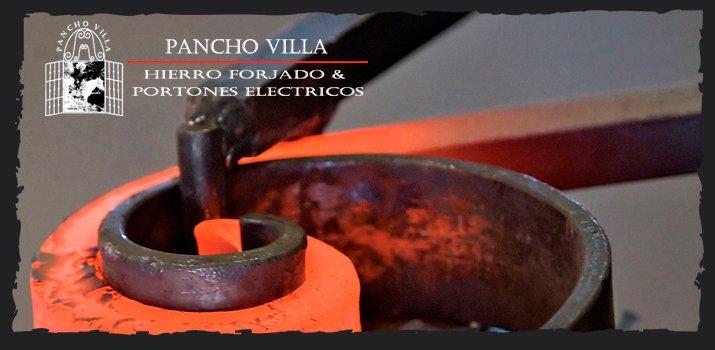 pancho villa forja